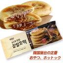 『アッシ』冷凍 手作りホットック(300g・60g×5枚入)ホットク ホットック ホットッ お餅 おやつ 冷凍食品 韓国お菓子 …