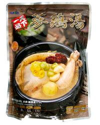 韓国の参鶏湯、健康でおいしい