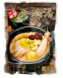 『天下一品』参鶏湯|サムゲタン(1kg)レトルト お粥 韓国料理 韓国食材 韓国食品\栄養たっぷり健康フード鶏肉スープ!/マラソン ポイントアップ祭