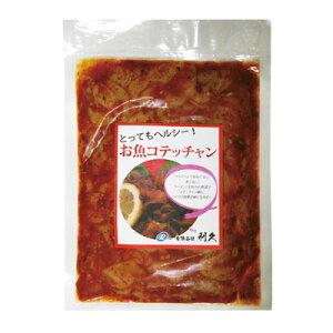 【冷凍】『利久』お魚コテッチャン・日本産(500g) さかなホルモン おかず 惣菜 ホルモン 韓国風マラソン ポイントアップ祭