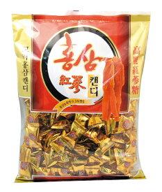 『韓国キャンディー』 紅参飴 (650g・業務用) キャンディー 韓国お菓子 韓国食品マラソン ポイントアップ祭