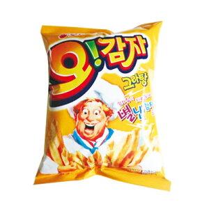 『ORION』オーガムジャ|ジャガイモスティック・グラタン味(50g) オリオン スナック じゃがいも 韓国お菓子マラソン ポイントアップ祭 ¥