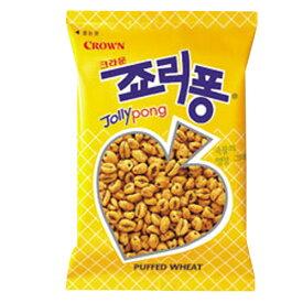 『CROWN』ジョリポン ミールスナック(74g) クラウン スナック 韓国お菓子マラソン ポイントアップ祭