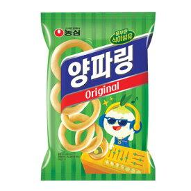 『農心』ヤンパリング|オニオンリング(84g)ノンシム NONGSHIM スナック 韓国お菓子 韓国食品マラソン ポイントアップ祭