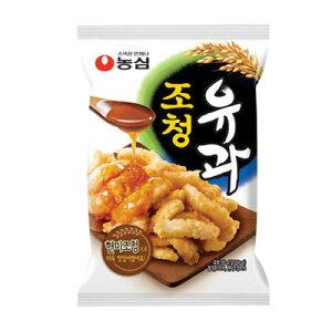 『農心』ジョチョンユガ|米水飴油菓(96g) ノンシム NONGSHM スナック 韓国せんべい 韓国お菓子マラソン ポイントアップ祭