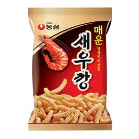 『農心』 辛口 セウカン|韓国エビセン(90g)ノンシム NONGSHIM スナック 韓国お菓子スーパーセール ポイントアップ祭 マラソン