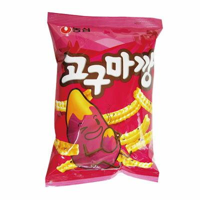 『農心』コグマカン|さつまいも味スナック(83g)ノンシム NONGSHIM スイートポテト スナック 韓国お菓子 マラソン ポイントアップ祭