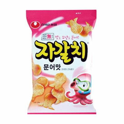 『農心』ジャガルチ|タコ味スナック(90g) ノンシム NONGSHIM スナック 韓国お菓子 マラソン ポイントアップ祭