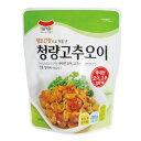 『イルガ』唐辛子とキュウリ醤油漬け(250g) 漬物 おかず 唐辛子 きゅうり しょうゆ 韓国おかず 韓国料理 韓国食材 韓…