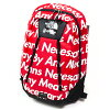 Supreme×The North Face/shupurimu×这个北脸Base Camp Crimp Backpack/背包帆布背包Red/红红2015AW国内正规的物品新古董