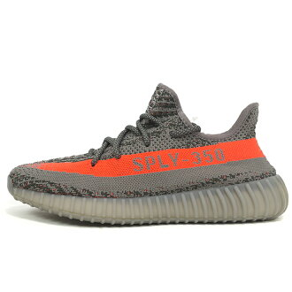 Domestic genuine 2016 adidas Originals by KANYE WEST / adidas original Kanye West Yeezy Boost 350 V 2 SPLY-350 / easy boost spray 350 Beluga and beluga 28 cm tagged BB1826 Nos new old stock