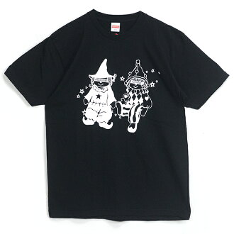 Supreme×undercover / Supreme x undercover Tee Dolls / dolls T shirt Black / Black Black 2016 AW FW domestic genuine tagged Nos new old stock