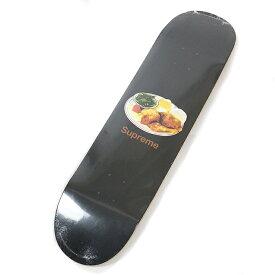 Supreme / シュプリームChicken Dinner Skateboard / チキン ディナー スケートボード デッキBlack / ブラック 黒2018SS 国内正規品 新古品【中古】