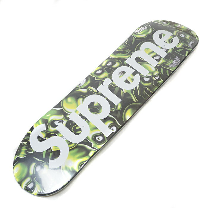 Supreme / シュプリームSkull Pile Skateboard / スカル パイル スケートボード デッキGreen / グリーン 緑2018SS 国内正規品 新古品【中古】