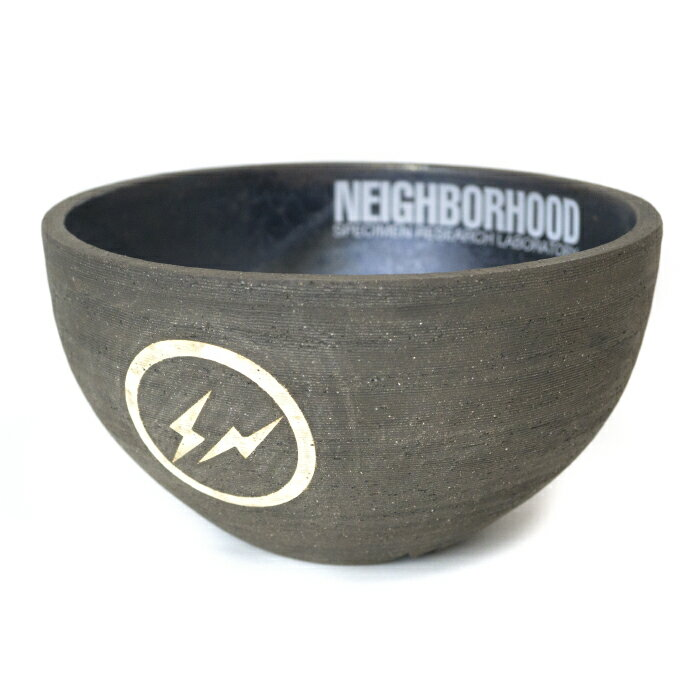 """NEIGHBORHOOD x INVISIBLE INK.x fragment design / ネイバーフッド インビシブル フラグメント デザインPLANT CHAMBER A / プラント チャンバー A盆栽 植木鉢 Lサイズ 伊勢丹 POPUP STORE """"THE ANSWER"""" 限定2018SS 国内正規品 新古品【中古】"""