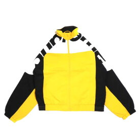 Supreme / シュプリームShoulder Logo Track Jacket / ショルダー ロゴ トラック ジャケットYellow / イエロー 黄2019AW 国内正規品 新古品【中古】