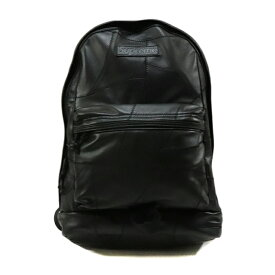 Supreme / シュプリームPatchwork Leather Backpack / パッチワーク レザー バックパック Black / ブラック 黒2019AW 国内正規品 新古品【中古】