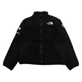 Supreme x THE NORTH FACE / シュプリーム ノースフェイスFleece Jacket / フリース ジャケット【NA71904I】Black / ブラック 黒2020SS 国内正規品 タグ付き 新古品【中古】