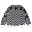 Supreme / シュプリームBack Logo Sweater / バック ロゴ セーター ニットCHECKERBOARD / チェッカーボード チェック …
