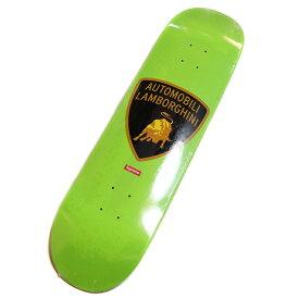 Supreme x Automobili Lamborghini / シュプリーム ランボルギーニSkateboard / スケートボード スケボーデッキ ロゴ エンブレムLime / ライム 緑2020SS 国内正規品 新古品【中古】