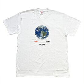 Supreme / シュプリームThe North Face/ ザ・ノース・フェイスOne World Tee / ワン ワールド TシャツWhite / ホワイト 白2020SS 国内正規品 新古品【中古】