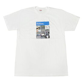 Supreme / シュプリームVerify Tee/ ベリファイ TシャツWhite / ホワイト 白2020AW 国内正規品 新古品【中古】