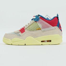 2020 Nike x Union Los Angeles / ナイキ ユニオン ロス アンジェルスAir Jordan 4 Retro Guava Ice / エアジョーダン4 レトロ グアバ アイス【DC9533-800】正規品 新古品 【中古】