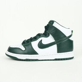 "2020 Nike Dunk High SP ""Pro Green"" / ナイキ ダンク ハイ プロ グリーンWhite/Pro Green / ホワイト プログリーン 白 緑【CZ8149-100】 2020 正規品 新古品【中古】"