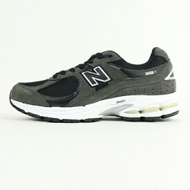New Balance / ニューバランスML2002R B BLACK / 黒2020FW 国内正規品 新古品【中古】