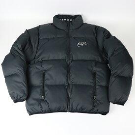 Supreme × Nike / シュプリーム ナイキReversible Puffy Jacket /リバーシブル パフィ ジャケットBlack / ブラック 黒2021SS 国内正規品 新古品【中古】