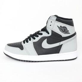 2021 Nike Air Jordan 1 High OG Shadow 2.0 / ナイキ エアジョーダン 1 ハイ OG シャドウ 2.0【555088-035】2021 正規品 新古品【中古】