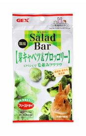 【ジェックス】Salad Bar 芽キャベツ&ブロッコリー