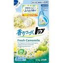 ライオン 香りつづく トップ Fresh Camomile (フレッシュカモミール)   詰め替え 810g【御一人様12個まで】