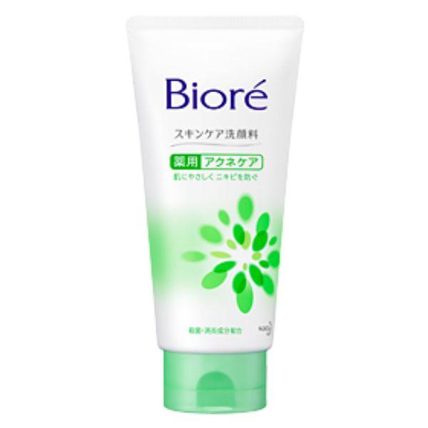 花王 ビオレ スキンケア洗顔料 薬用アクネケア 130g