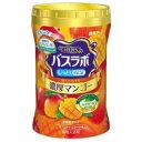 白元アース HERS バスラボボトル 濃厚マンゴー 640g【入浴剤】