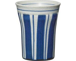 ほのぼの湯のみ しま 713 青芳湯呑み コップ 高齢者 介護食器 介護用品