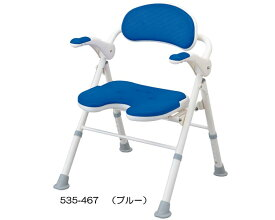 安寿 折りたたみシャワーベンチ TU アロン化成介護用品 風呂椅子 お風呂 椅子 シャワーチェア 風呂いす