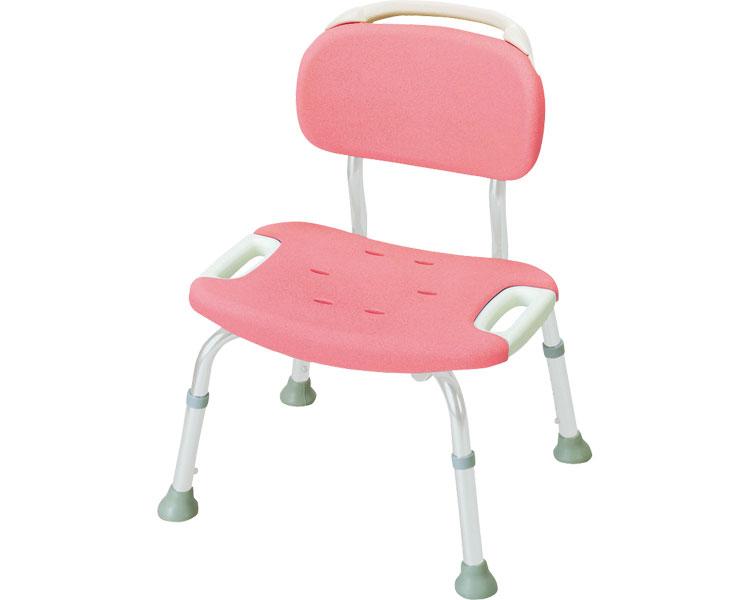 やわらかシャワーチェア 背付ワイド 49341 49346 リッチェルシャワーチェア お風呂 椅子 介護 椅子 介護用品 シャワーいす シャワー椅子