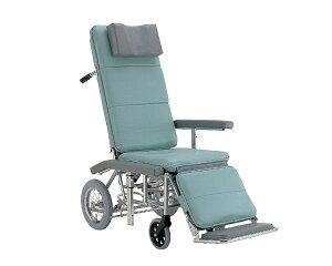 フルリクライニング車椅子RR70N カワムラサイクル車いす 車イス フルリク 介護タクシー 歩行補助 介護用品 福祉用具