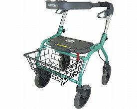 歩行補助車 オパル2000 4500タイプ(小サイズ) ラックヘルスケア歩行器 歩行補助 高齢者 介護用品 歩行訓練