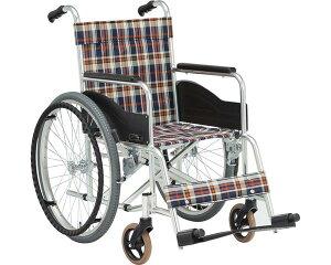 車椅子 軽量 折り畳み アルミ自走式車椅子 AR-101(背固定) 松永製作所車イス 車いす 自走 折りたたみ 歩行補助 シニア 高齢者 介護用品