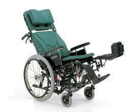 ティルティング&リクライニング車いす KX22-42EL カワムラサイクル車椅子 車イス エレベーティング スイングイン・アウト シニア 高齢者 介護用品