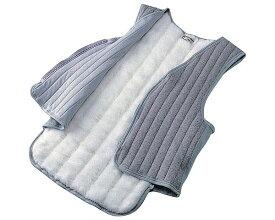 ベスト レディース ミンクタッチベスト 富士パックス販売軽量 羽織り 防寒対策 あったかグッズ 介護用品