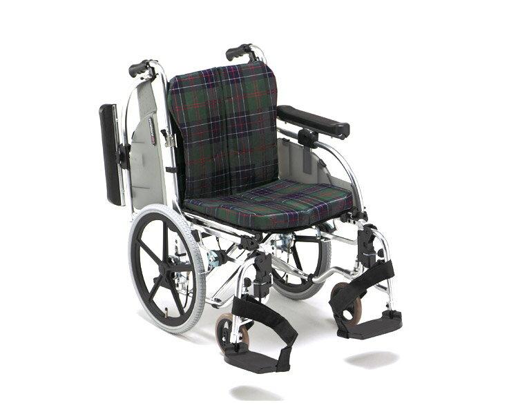 アルミ製セミモジュール型介助車椅子 AR-901 松永製作所 【smtb-kd】【RCP】【介護用品】【車イス/車いす】【介護用品】