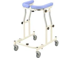 折りたたみ式歩行器 アルコー12型 ブレーキなし 星光医療器製作所歩行器 介護 歩行車 歩行器 歩行補助 歩行補助車 介護用品 歩行器