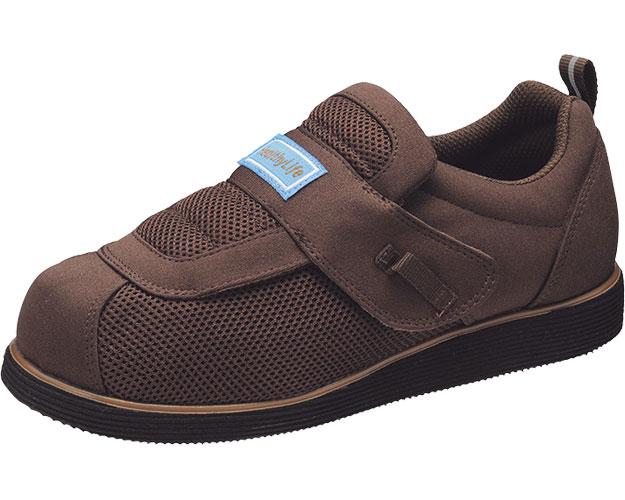 介護シューズ ●ヘルシーライフ104(片方、左右同形) HLS-1040 アキレス介護 靴 シューズ 高齢者 介護用品