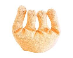 ハビナース ビーズパット ビーズプチハンド 11150 ピジョンタヒラ体圧分散 床ずれ 手の平 手指 拘縮 ハンドクッション ムレ対策 介護用品 高齢者 あす楽