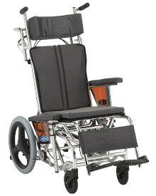 車椅子 ティルト&リクライニング 介助用車いす NAH-W1/ 日進医療器【送料無料】車いす リクライニング 介助用車椅子【介護用品】【smtb-kd】【RCP】