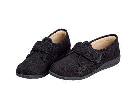 介護シューズ 彩彩〜ソフト〜ケアシューズ W801 通常インソールタイプ(両足販売) マリアンヌ製靴介護 靴 高齢者 シニア くつ 介護用シューズ 介護用品