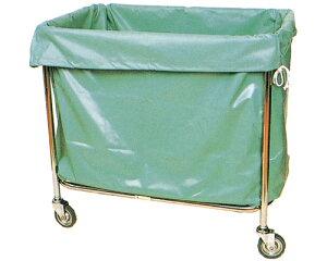 ランドリーカート JR-26A スギモト産業介護用品 病院 施設 備品 洗濯物入れ 回収カゴ